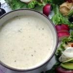 Zupa krem z kalafiora i białych warzyw