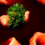 Wigilijny barszcz czerwony